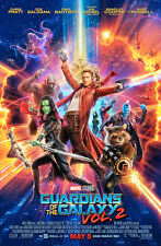 "Guardians of the Galaxy Vol 2 (11"" x 17"")Movie Collector's Poster Print - B2G1F"