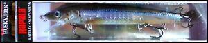 SUPER RARE RAPALA HUSKY JERK HJ 14 cm SPECIAL SML (Live Smelt) color