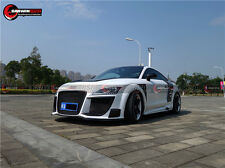 2007-2014 Audi TT/TTS RG-R8 Style Full Body Kit Front & Rear Bumper / Side Skirt