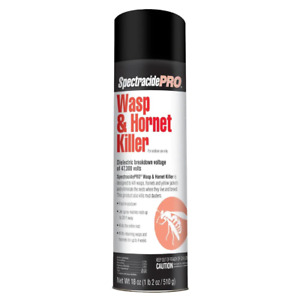 Wasp and Hornet Killer Aerosol Bug Killer Spray PRO 18 oz.