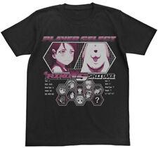 Love Live! Sunshine COSPA Riko Meme Character Black Cotton T-shirts Anime Size L