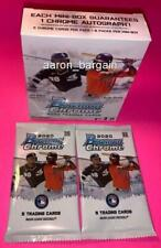 2 HOBBY! 2020 Bowman Chrome Pack lot Luisangel Acuna/Randy Arozarena/Lora/Auto??