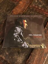 NEIL DIAMOND 12 SONGS Special Release Digipak Limited Edition 2 Disc CD Set MINT