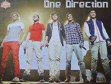ONE DIRECTION - A2 Poster (XL - 42 x 55 cm) - Clippings Fan Sammlung NEU