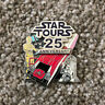 WDW Disney Star Tours 25 25th Cast Pin LE 500 Star Wars