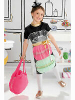 Sweet Macaroon Costume for Girls Child Size: 10 (L)