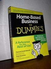 Home-Based Business for Dummies by Paul Edwards, Peter Economy and Sarah Edwards