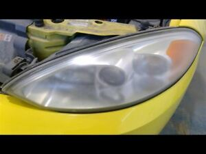 Driver Left Headlight Fits 01-02 COUGAR 58719