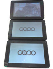 "Double Power GS Series EM63-PNK 7"" 8GB Android 4.1 Wi-Fi Tablets Pink Lot of 3"