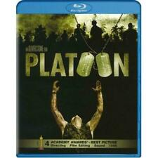 Platoon - Blu-ray Disc w/ Free Pop Secret Pop Corn - Tom Berenger / Like New