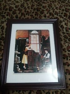 NORMAN ROCKWELL Limited Edition  MARRIAGE LICENSE