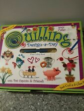 Quilling Design-a-Day 2007 Calendar with Pat Caputo & Friends. Tool, open box