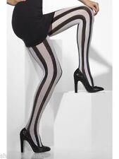 Women's Striped Pantyhose & Tights