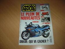 Moto revue N° 2915 Salon de Tokyo.Rétro Vespa.