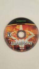 Warpath (Microsoft Xbox, 2006) Disc Only