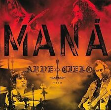 Arde el Cielo: Vivo [CD/DVD] by Mana; (CD, Apr-2008, 2 Discs, Warner Music) NEW
