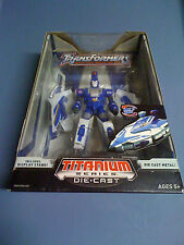 Transformers Titanium Die Cast Series Scourge NEW FREE SHIP US