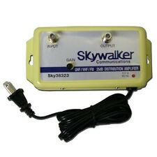 Skywalker Signature Series 25dB Amplifier VHF/UHF/FM w/variable gain