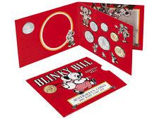 2011 RAM Uncirculated Six Coin Baby Mint Set Blinky Bill Series