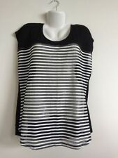 Katies Viscose Striped Tops & Blouses for Women