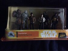 Star Wars Figurine Set SOLO