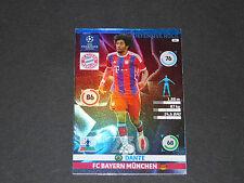 DANTE DEF. ROCK BAYERN MUNICH UEFA PANINI FOOTBALL CHAMPIONS LEAGUE 2014 2015