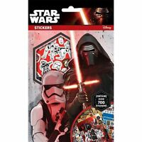Official Disney Star Wars 700 Stickers **NEW**
