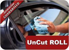 "20% VLT Black Car Window Tint Film Dyed 36"" x 20' (91cm x 6 m) UV Protection"