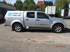 Nissan Navara, Pick Up, 174 PS, Allrad, AHK 3,5 To, EZ 2006, TOP !