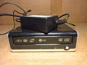 LG GSA 2166D Super-Multi - DVD±RW (±R DL) / DVD-RAM REWRITER Player - INCL PSU