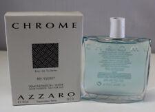 CHROME by AZZARO Cologne for Men 3.4 oz. Eau De Toilette New In Box - Tester