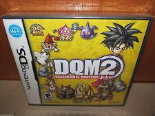 BRAND NEW SEALED Dragon Quest Monsters: Joker 2 Nintendo DS Square Enix