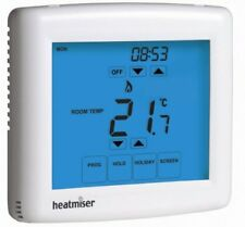 HEATMISER PRT-TS TOUCHSCREEN SERIES PROGRAMMABLE ROOM THERMOSTAT VAT INCLUDED