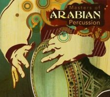 Masters of Arabian Percussion Various Artists Drums Tabla Percussion World Music