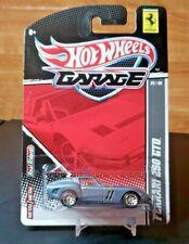 2011 HOT WHEELS GARAGE WALMART EXCLUSIVE FERRARI 250 GTO REAL RIDERS Free Case