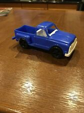 Vintage Gay Toys Blue Pick Up Truck