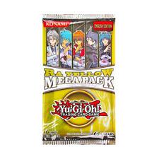 YuGiOh Ra Yellow Mega Pack Booster Pack