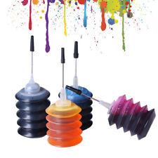 4x 30ml Refill ink kit for HP 60 61 62 63 901 74 21 22 92 96 cartridges