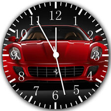 Super Car Frameless Borderless Wall Clock Nice For Gifts or Decor w314