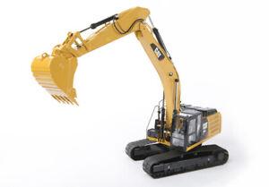 Caterpillar Cat 336E Excavator with Quick Coupler - CCM 1:24 Scale Model New!