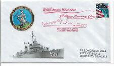 US 2006 NAVAL COVER USS CONWAY CACHET WARSHIPS ,EXCELENT CANCELLATION!