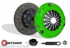 CLUTCH KIT STAGE 1 MITSUKO FOR 88-95 TOYOTA PICKUP 4RUNNER T100 3.0L V6 2WD 4WD