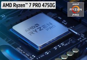 Aufrüstkit AMD Ryzen 7 PRO 4750G (8x 3,6 GHz) + ASUS Pro B550M-C/CSM mATX Board