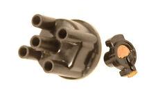 Verteilerkappe + Finger schwarz (Ducellier) VW Golf 2,3 Vento Passat 35i 1.6-1.8
