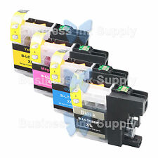 4 PACK LC103XL HIGH YIELD LC103 Ink Cartridge * VERSION 3 Chip * for BROTHER