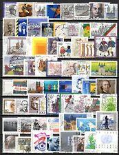 ALLEMAGNE - lot de timbres oblitérés différents + 1 entier postal neuf - LOT J2.
