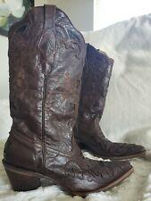 Womens corral vintage boots sz. 8