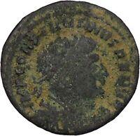 CONSTANTINE I the GREAT 313AD Ancient Roman Coin Sol Sun God Cult  i45852