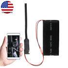 wireless network WIFI IP HD DIY mini spy hidden Pinhole camera DVR recorder USA