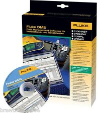 Fluke DMS Installation Software for 1653b 1654b